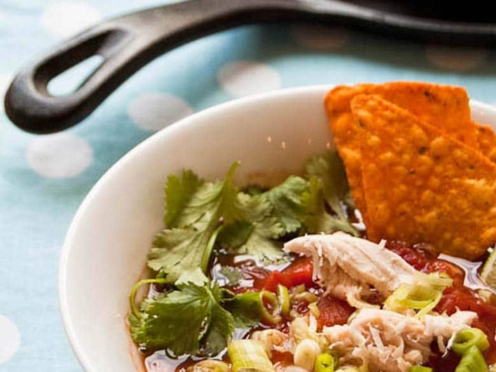 Chicken Tortilla Soup Recipe 780 Umami Girl