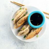 Chinese Dumplings Recipe with Pork (Ground Pork)