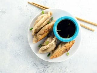 Chinese Dumplings Recipe with Pork