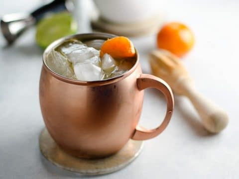 Clementine Moscow Mules Recipe