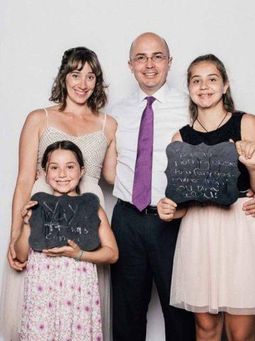 Cope Family at Dina's Wedding 1180 | Umami Girl