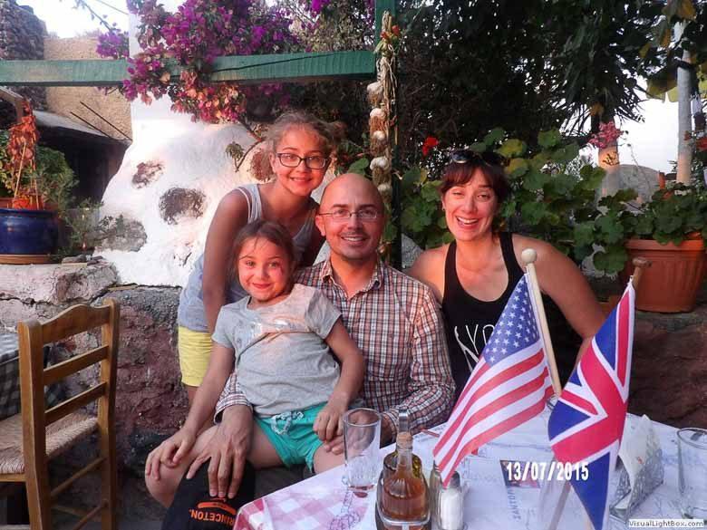 Copes at Santorinimou Oia Santorini Greece 780 | Umami Girl