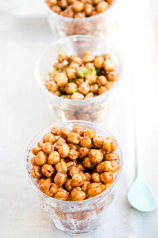 Crunchy Roasted Chickpeas Recipe 780 _ Umami Girl