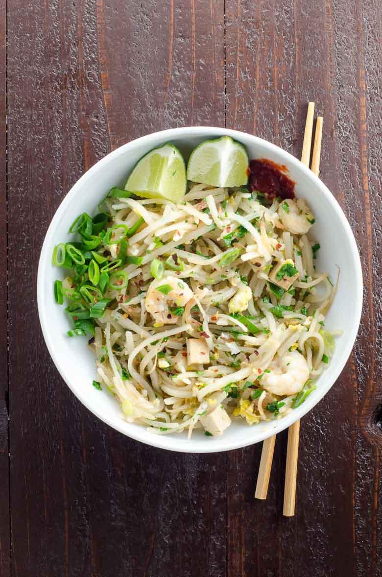 Easy Pad Thai Recipe 780 | Umami Girl-2
