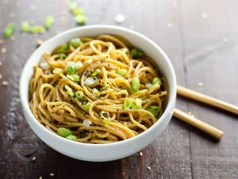 Easy Sesame Noodles 780 | Umami Girl