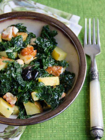 Family Favorite Kale Salad Recipe