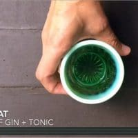 How to Make a Stiff Gin and Tonic