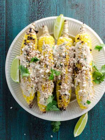 Grilled Mexican Street Corn (Elotes) 780 | Umami Girl