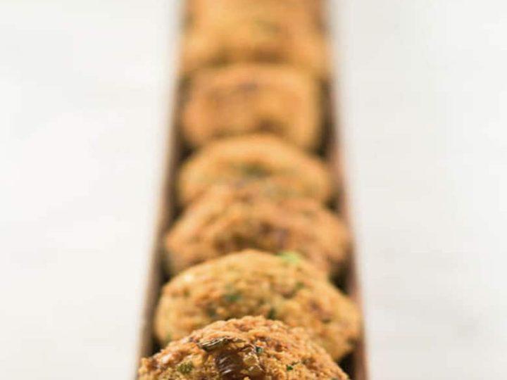 Authentic Homemade Falafel Recipe