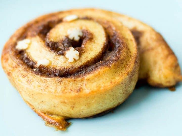 Lotta Jansdotter's Scandinavian-Style Cinnamon Buns