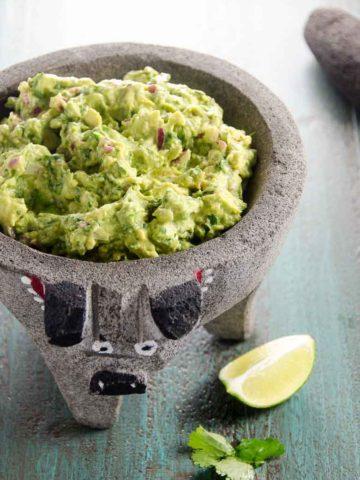 My Perfect Guacamole Recipe 780 | Umami Girl