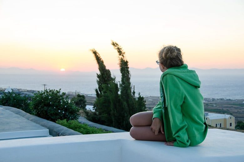 Oia Santorini Greece Sunset 780 | Umami Girl-2
