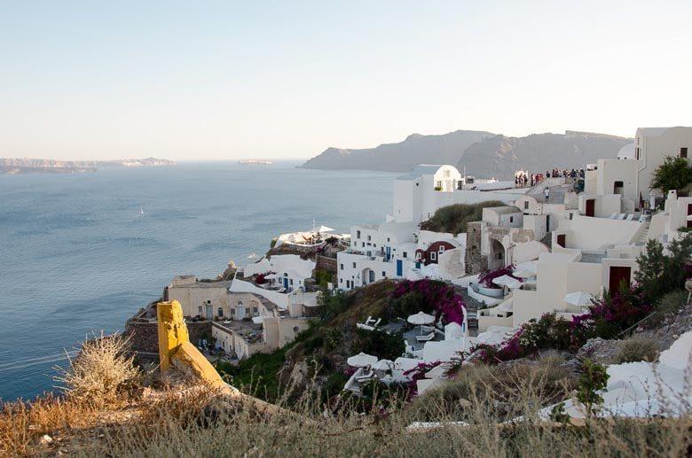 Oia Village Santorini Greece 780 | Umami Girl