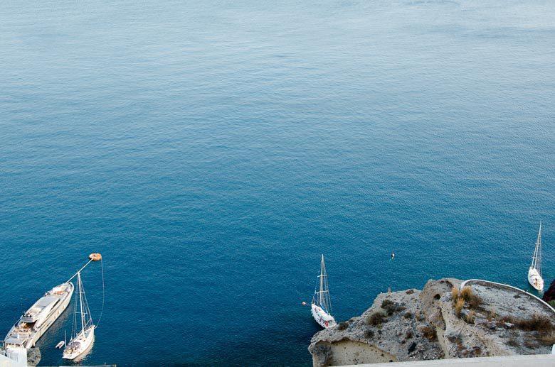 Oia Village Santorini Greece Caldera Sea 780 | Umami Girl