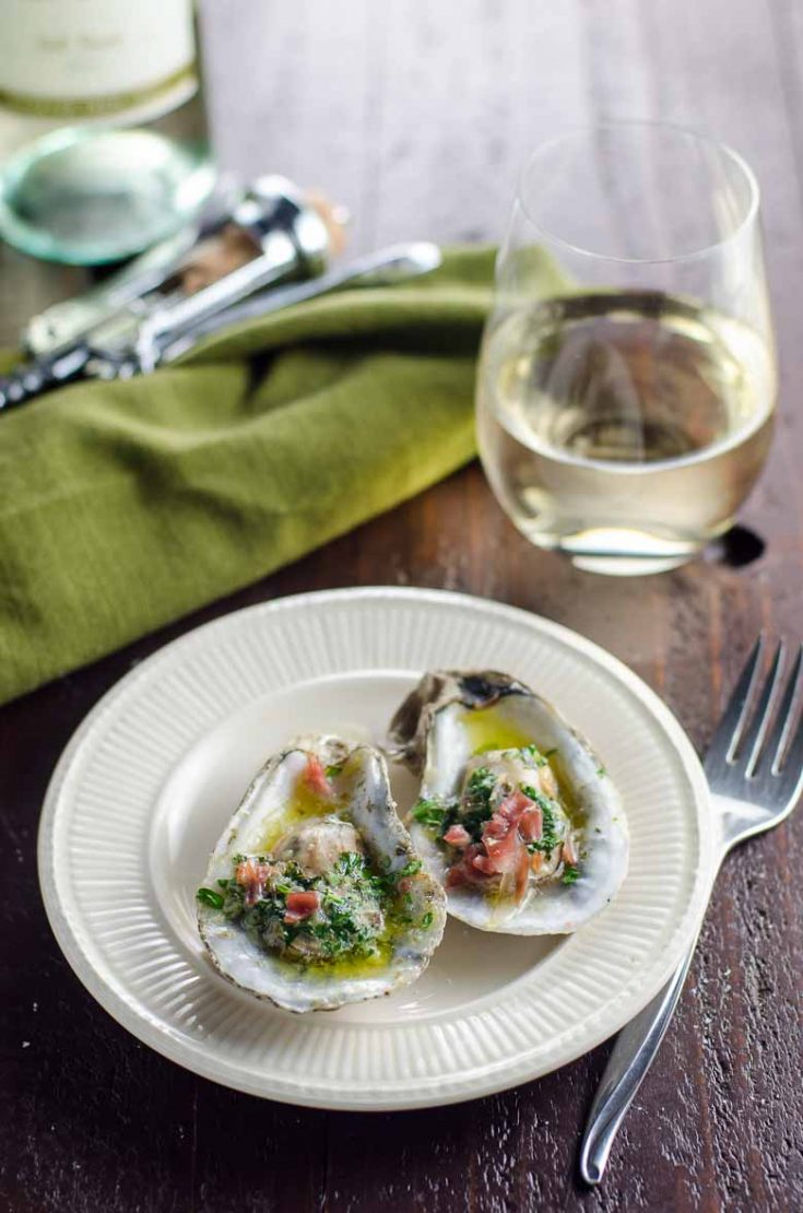 The Fabulous Oysters Recipe Your Cocktail Party Needs