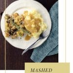 Perfect Mashed Potatoes | Umami Girl