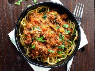 My Perfect Spaghetti Bolognese Recipe