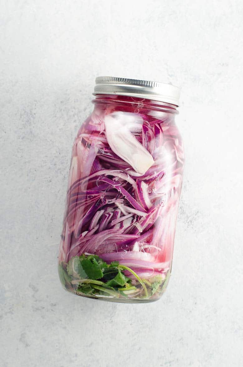 Quick Pickled Onions Pickled Red Onions Recipe 780 | Umami Girl