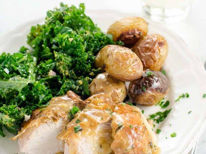 Roast Chicken and Potatoes 780 | Umami Girl-2