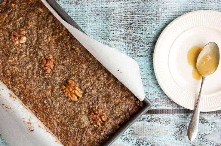 Nut Loaf. Trust Me. (Classic Vegetarian Meat Loaf)