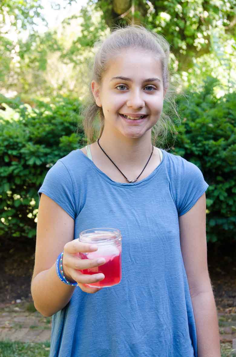 Sour Cherry Shirley Temples 780 | Umami Girl