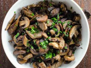 The Best Sautéed Mushrooms Recipe