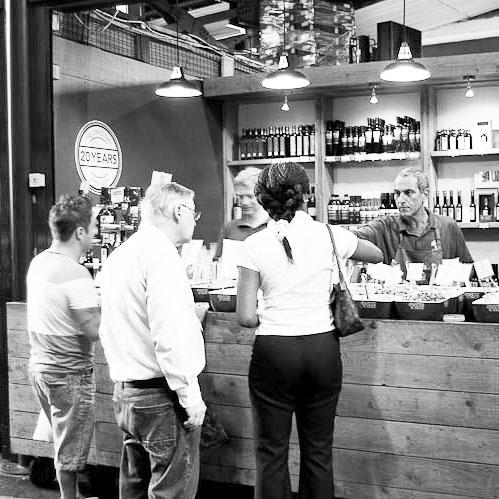 Borough Market London Olive Oil | Umami Girl