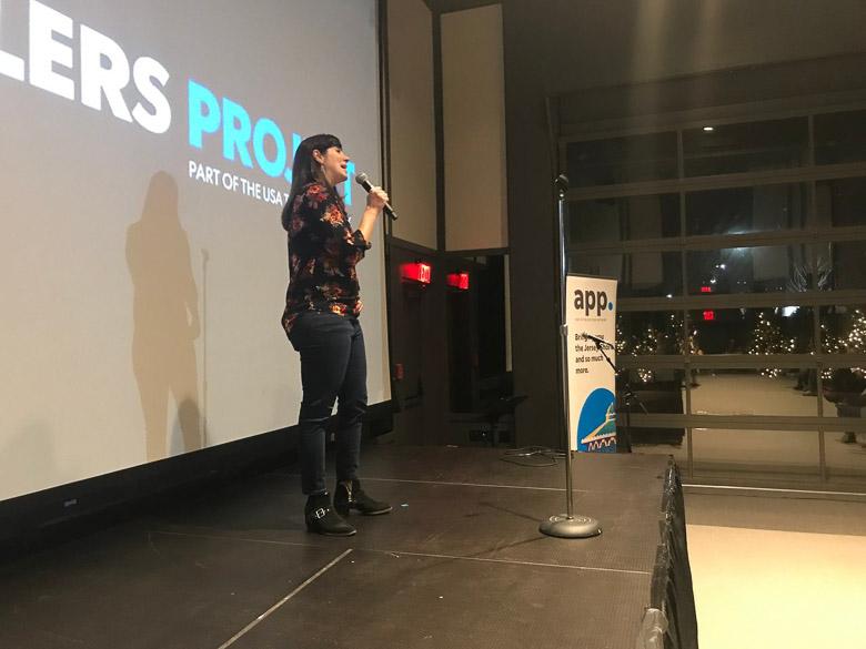 Carolyn Gratzer Cope Jersey Storytellers Project 780 | Umami Girl