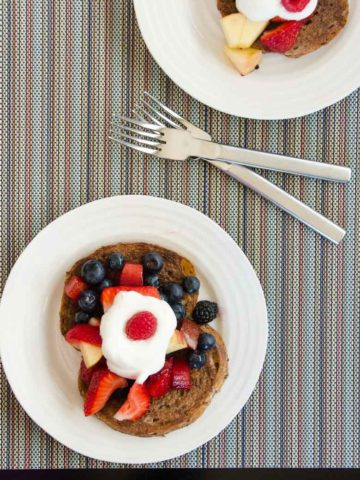 Chocolate French Toast made with Hearty Sourdough 780 | Umami Girl-2