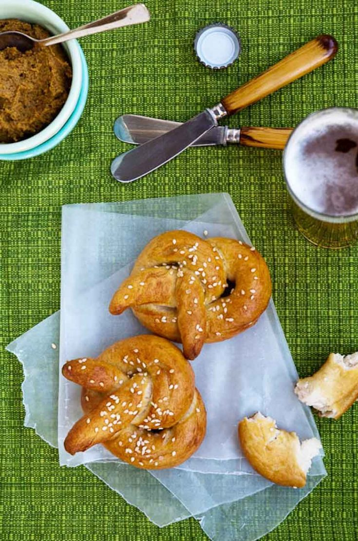 Our Happy-Making Easy Homemade Soft Pretzels Recipe