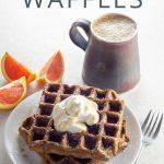gingerbread waffle recipe