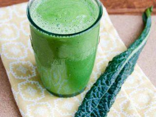 Golden Green Smoothie Recipe