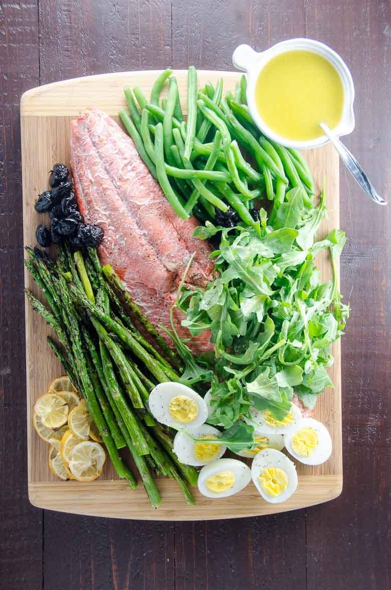 Grilled Salmon Nicoise Salad 780 | Umami Girl-2