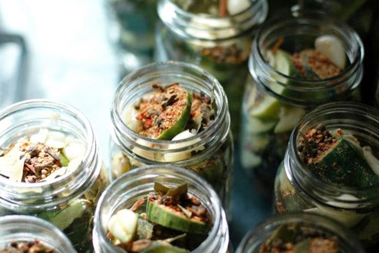 Homemade Pickles 780 | Umami Girl