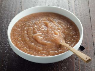 Mom's Homemade Applesauce Recipe