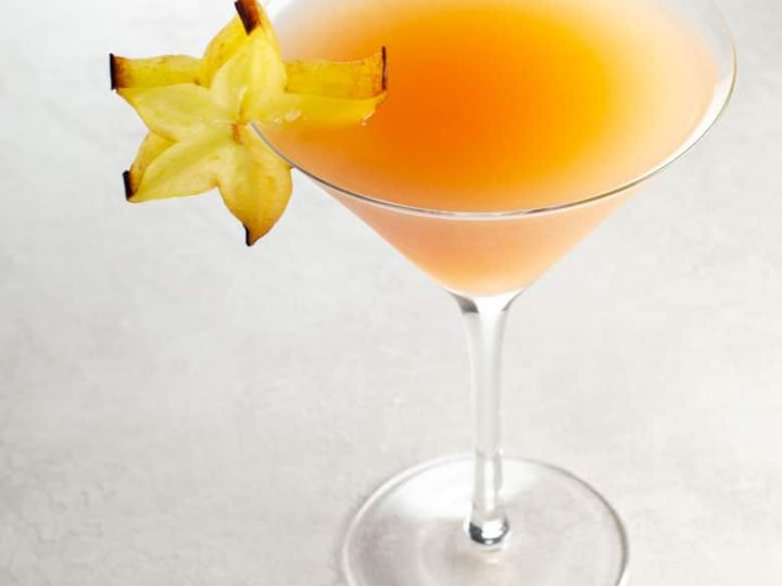 The Rising Star: A Cocktail Starring Lillet Blanc