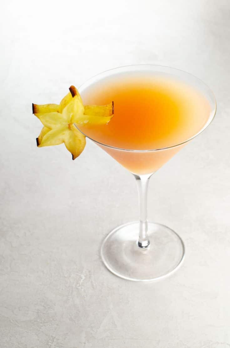 The Rising Star: A Vodka Cocktail Starring Lillet Blanc