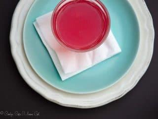 Simple and Brisk Rhubarb Juice