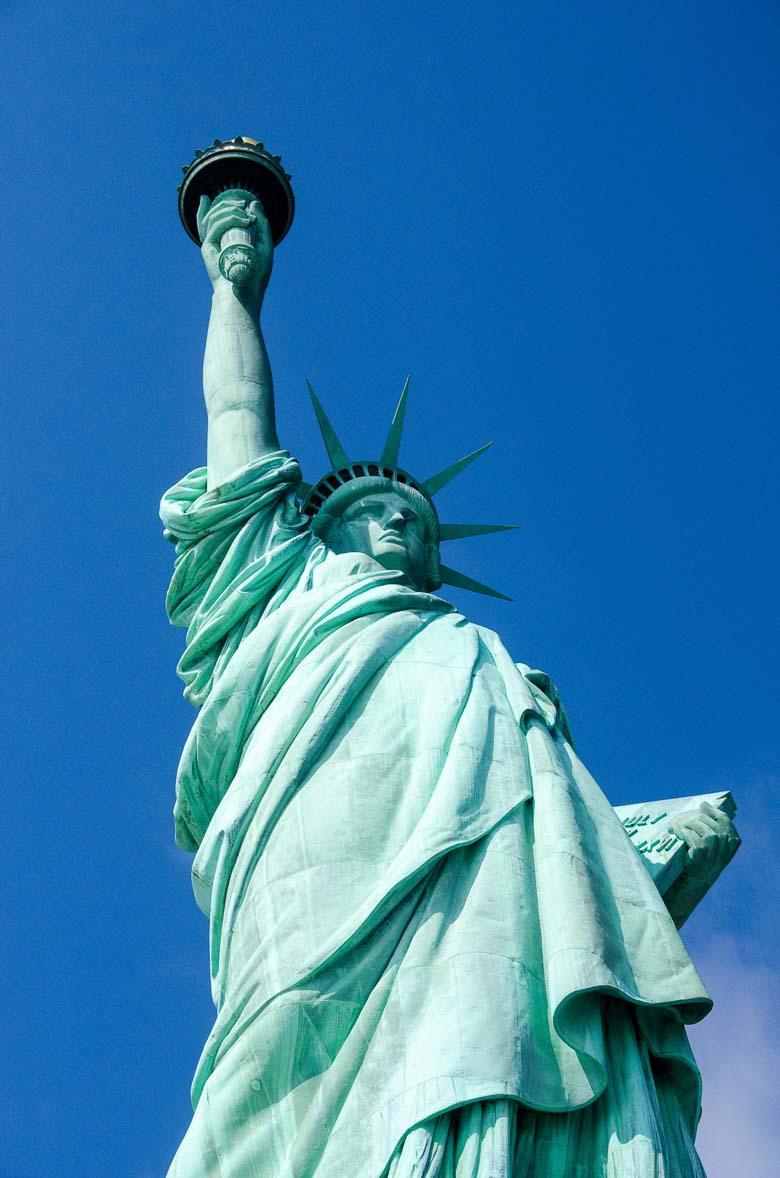 Statue of Liberty Carolyn Cope 780 | Umami Girl