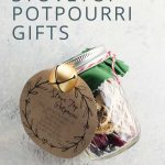 Stovetop Potpourri in Jelly Jars Homemade Gift _ Umami Girl PIN