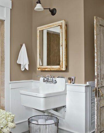 Tiny bathroom inspo | Umami Girl
