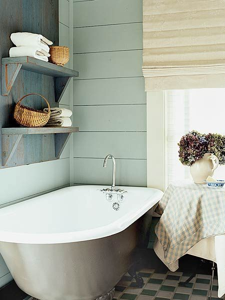 Cottage Bathroom | Umami Girl