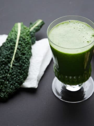 Balanced Green Juice Recipe 780 | Umami Girl