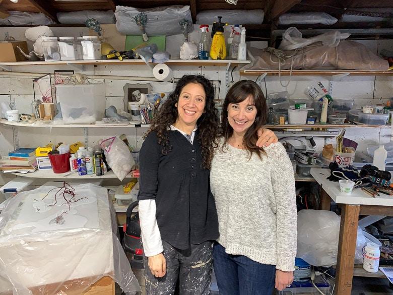 Beth Solin and Carolyn Gratzer Cope 780   Umami Girl