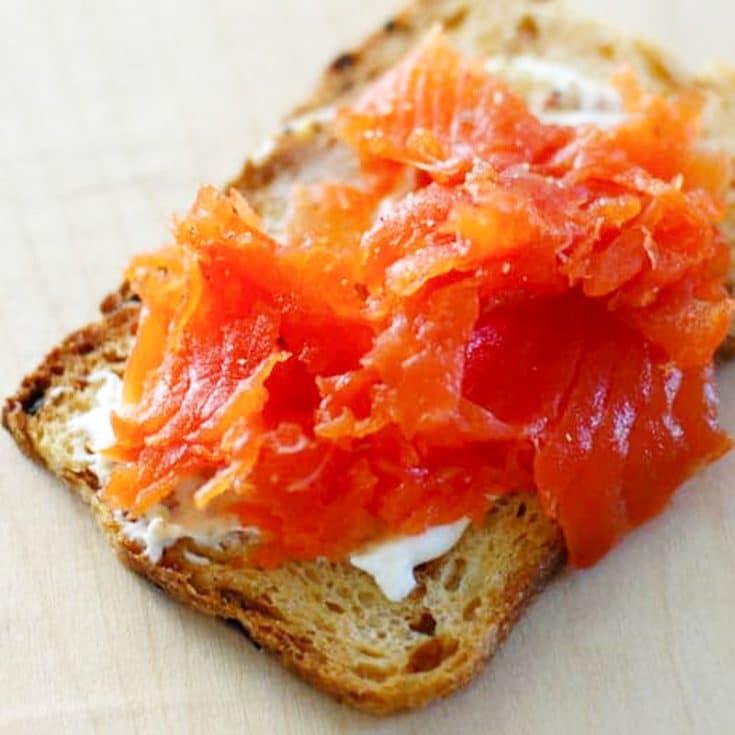 Gravlax Recipe: Homemade Cured Salmon