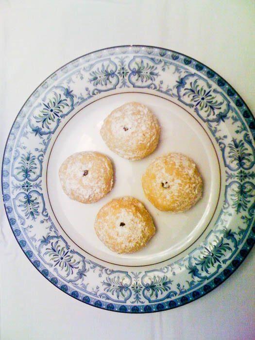 The Gourmet Cookie Book 1974 Kourambiedes Greek Butter Cookies   Umami Girl