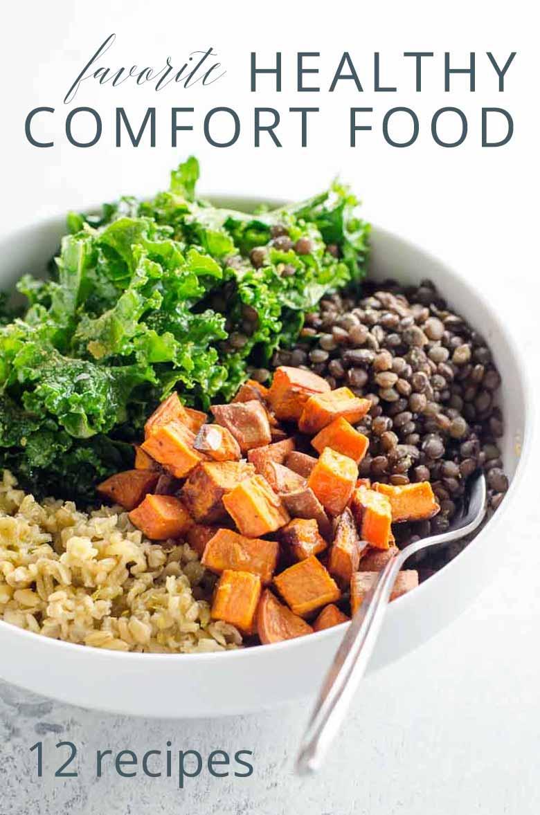 Healthy Comfort Food _ Umami Girl PIN