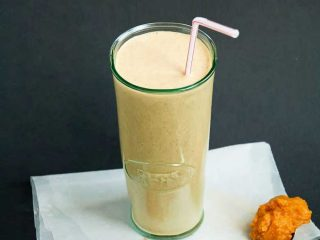 Healthy Vegan Pumpkin Spice Smoothie