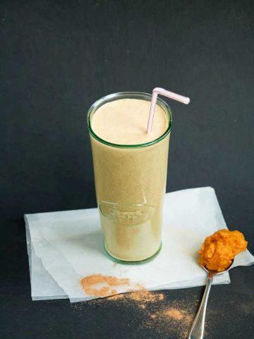 Healthy Vegan Pumpkin Spice Smoothie 780 _ Umami Girl