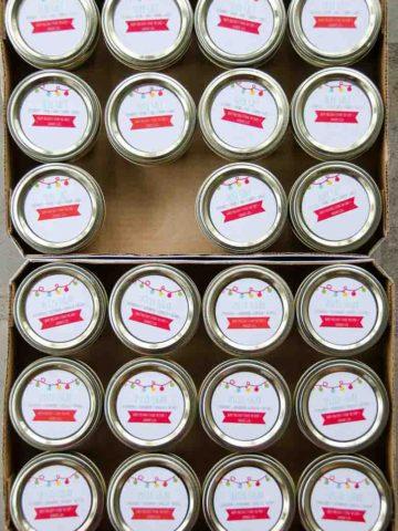 Herb Salt Recipe and Spiced Sugar Recipe Homemade Gifts 780 | Umami Girl